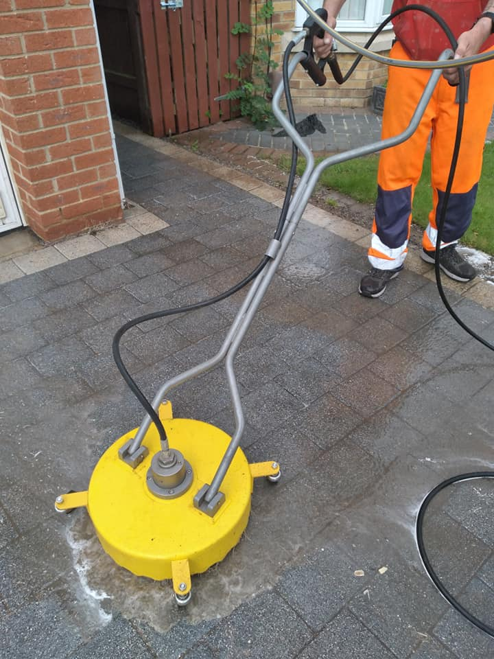 Our cleaning services cover all common styles of driveways from; block paving, concrete, natural stone, crazy paving, tarmac and pattern imprinted concrete.